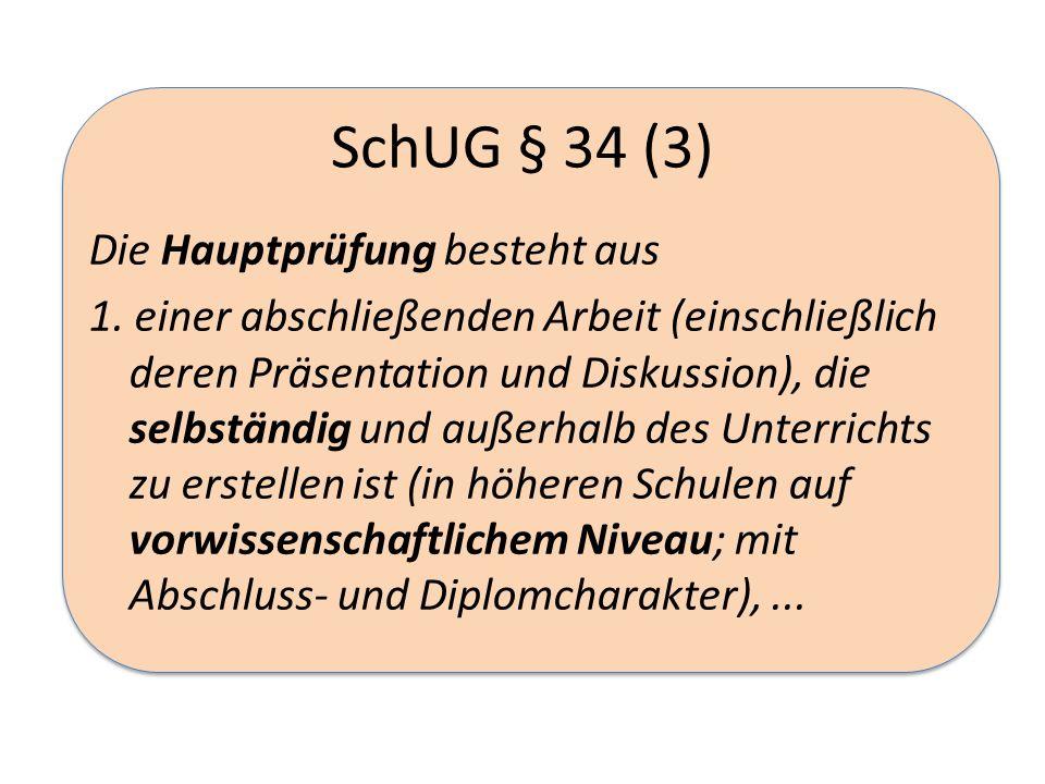 SchUG § 34 (3)
