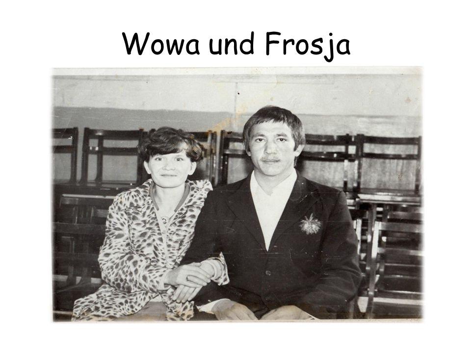 Wowa und Frosja