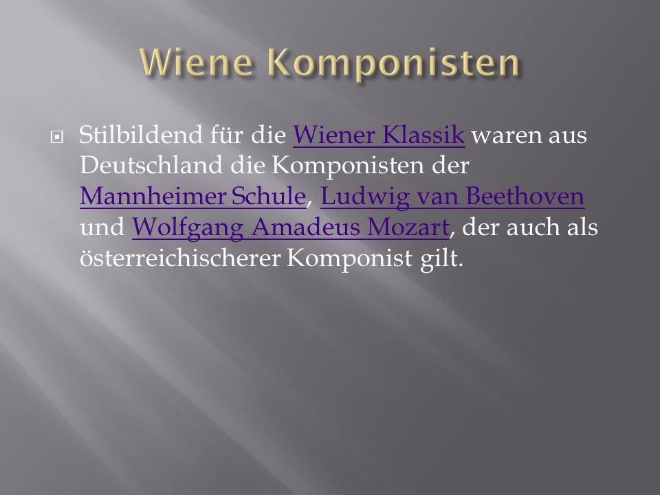 Wiene Komponisten