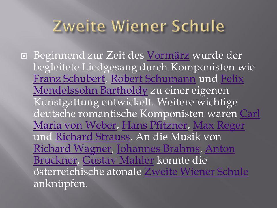 Zweite Wiener Schule