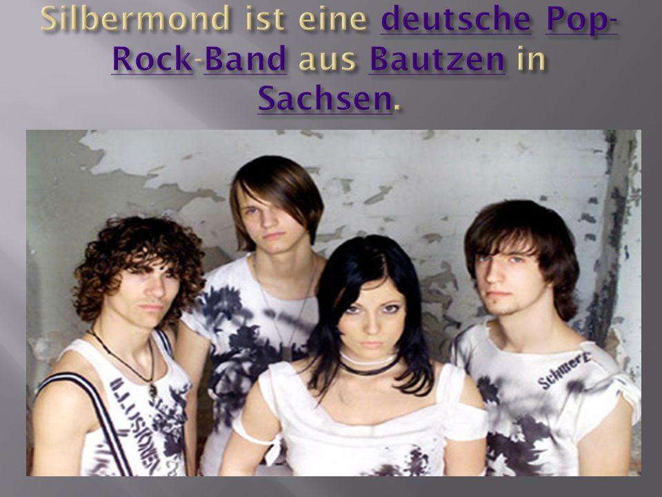 Silbermond ist eine deutsche Pop-Rock-Band aus Bautzen in Sachsen.