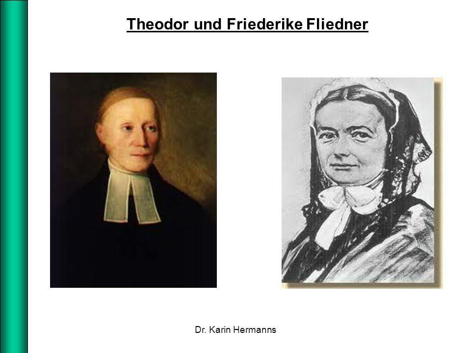 Theodor und Friederike Fliedner