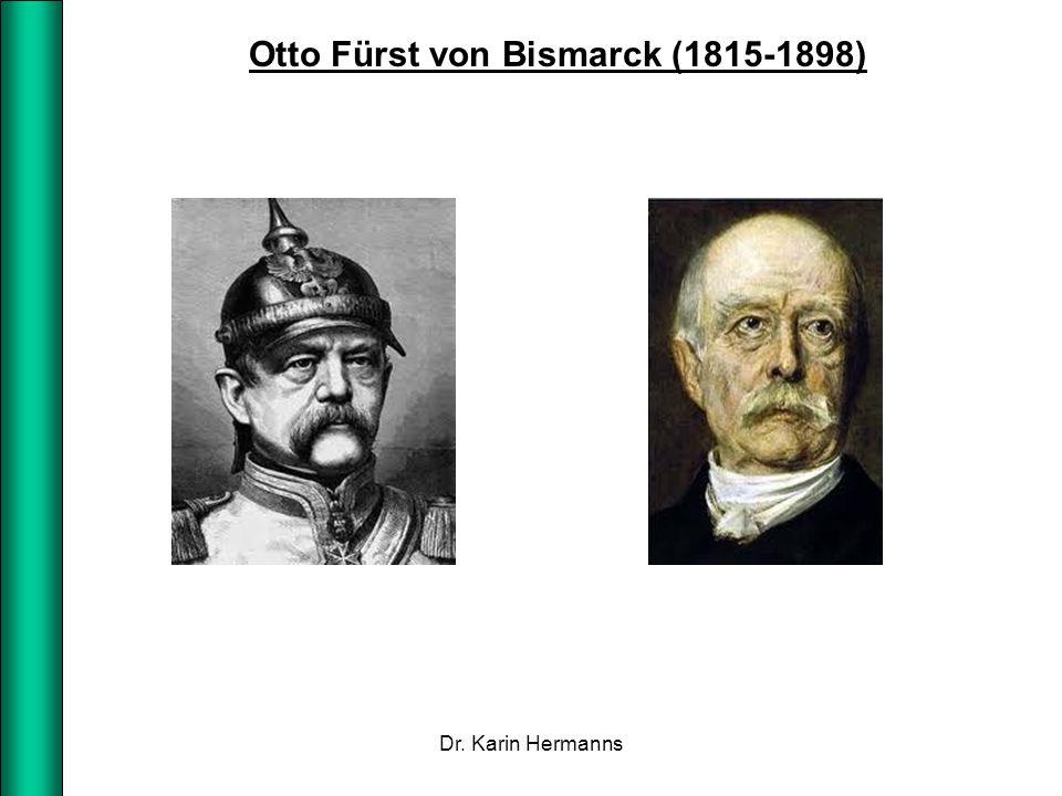 Otto Fürst von Bismarck (1815-1898)