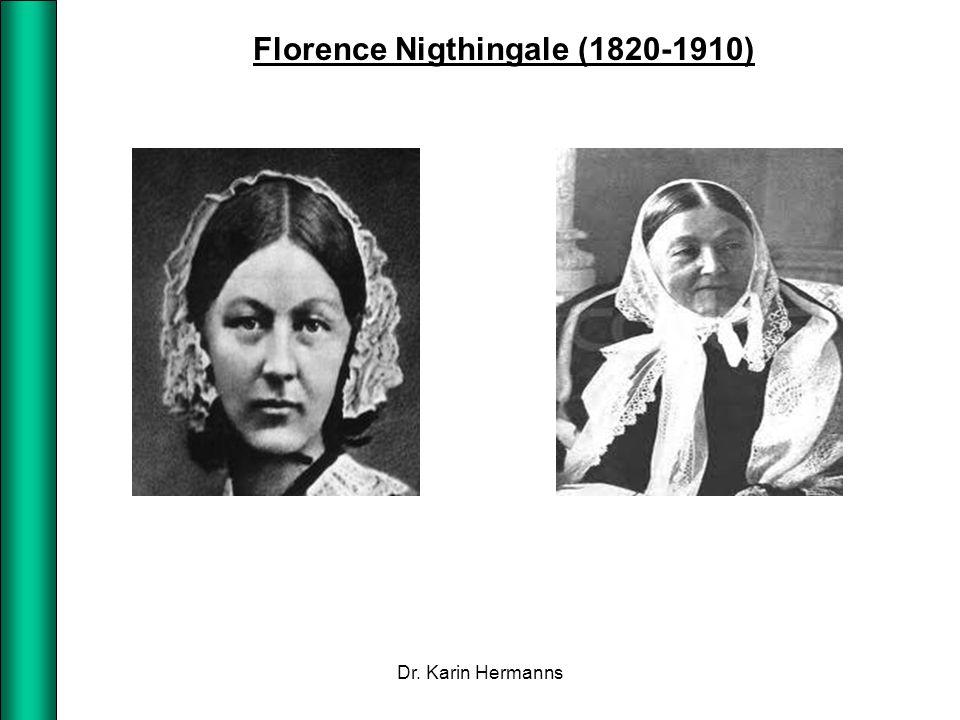 Florence Nigthingale (1820-1910)