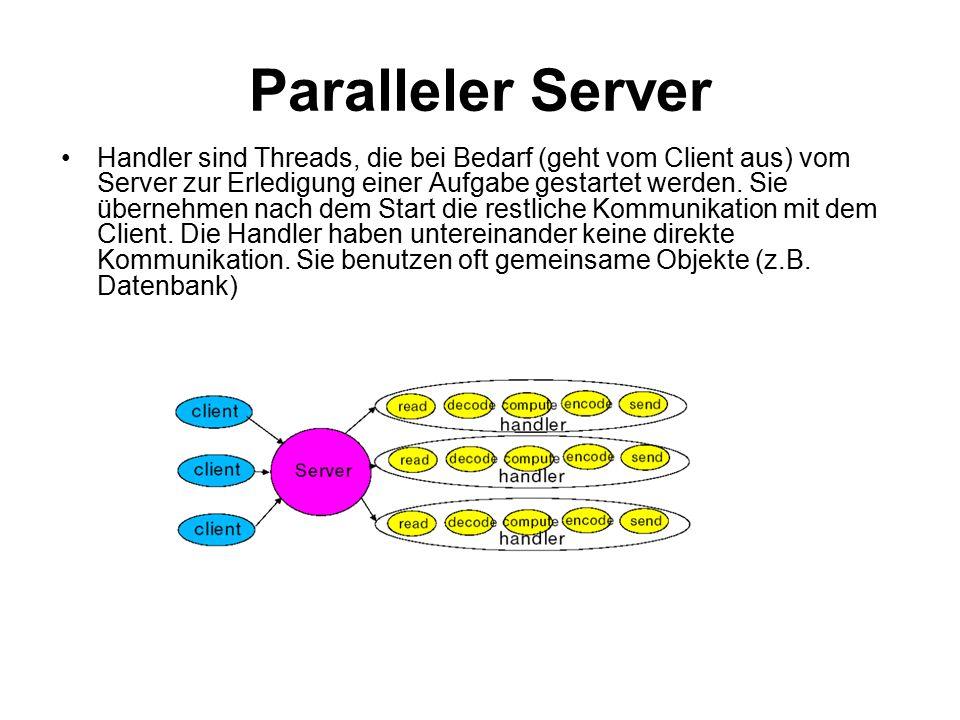 Paralleler Server