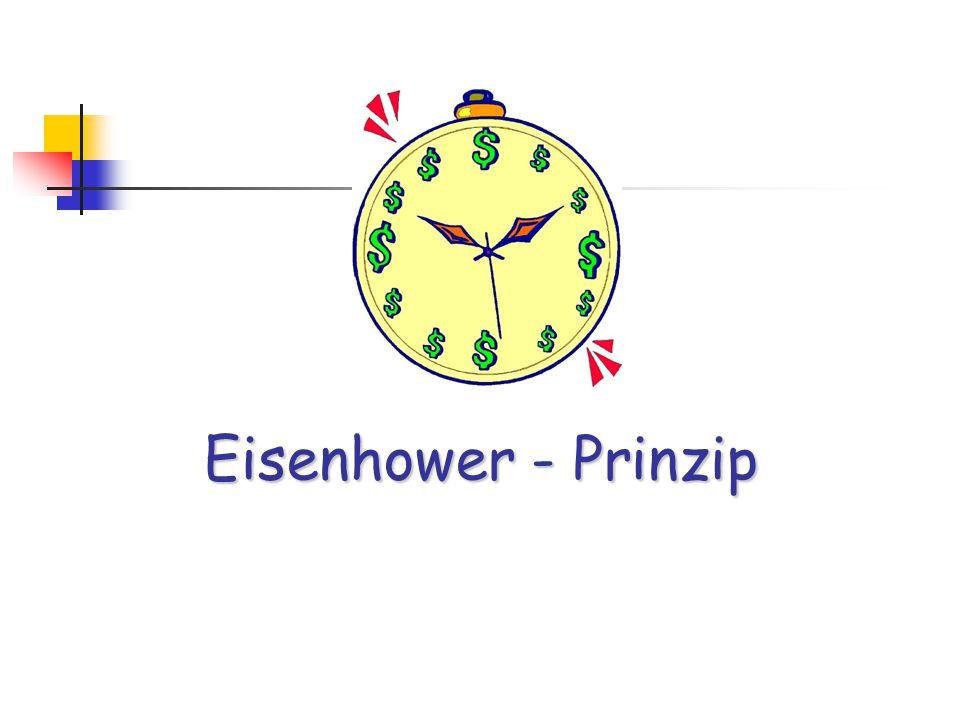 Eisenhower - Prinzip