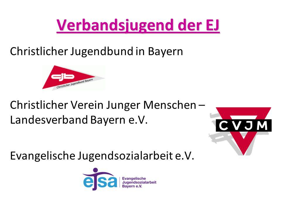 Verbandsjugend der EJ Christlicher Jugendbund in Bayern