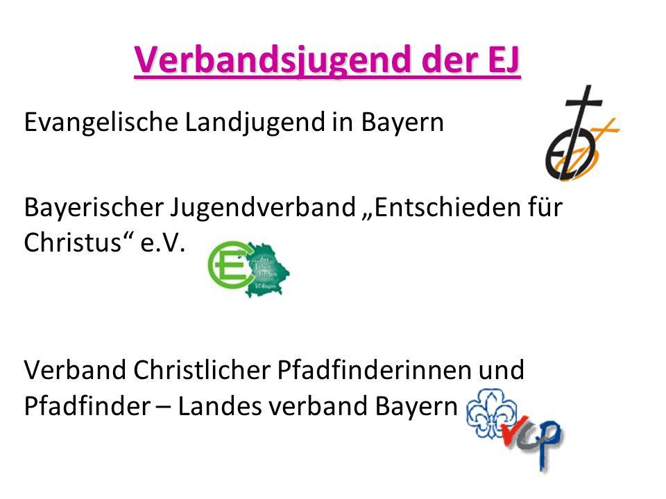 Verbandsjugend der EJ Evangelische Landjugend in Bayern