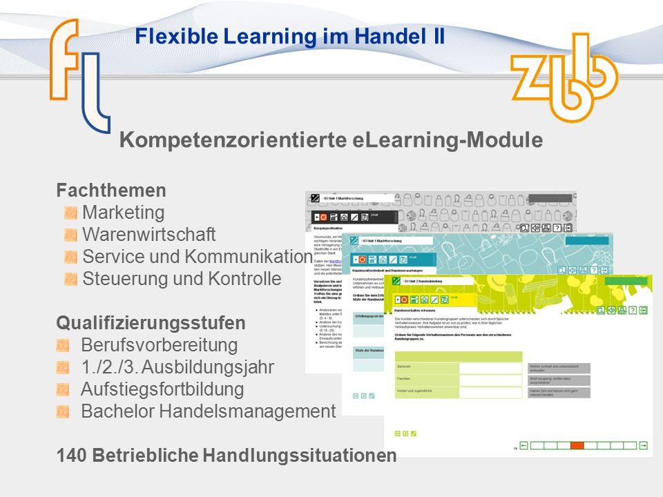 Kompetenzorientierte eLearning-Module