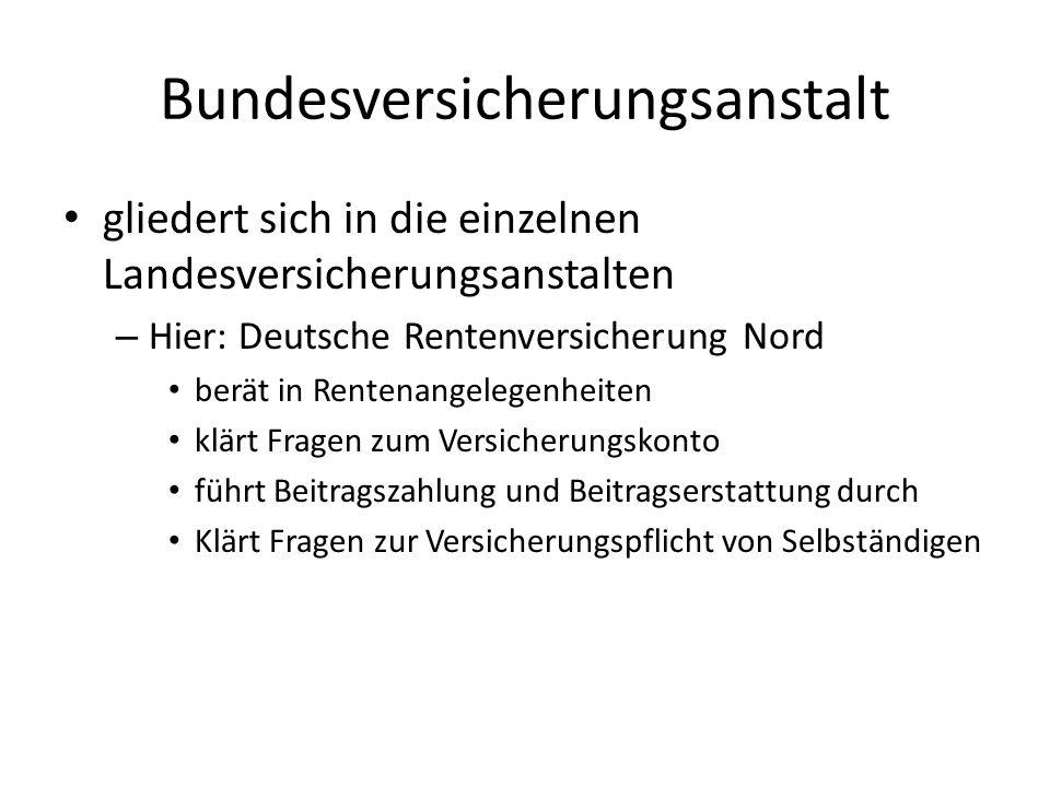 Bundesversicherungsanstalt