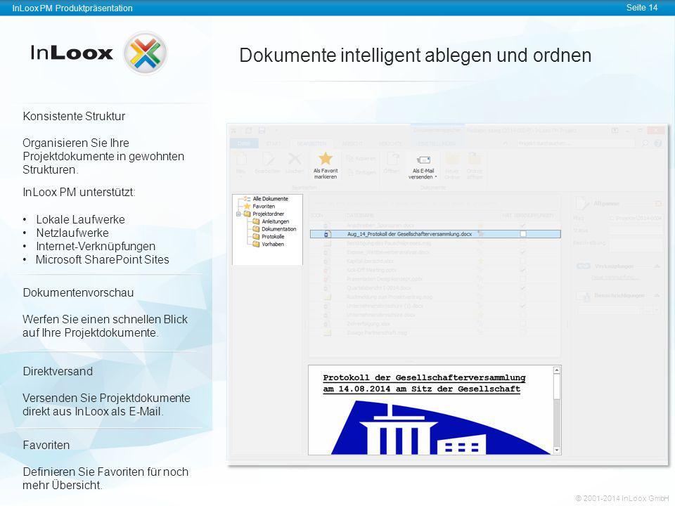 Dokumente intelligent ablegen und ordnen