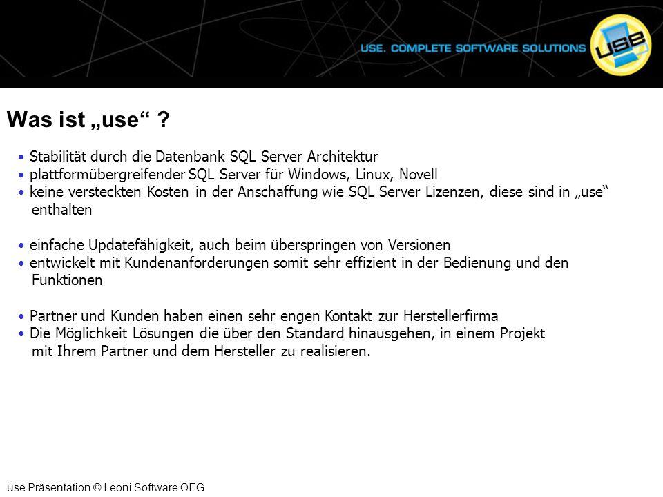 """Was ist """"use Stabilität durch die Datenbank SQL Server Architektur"""