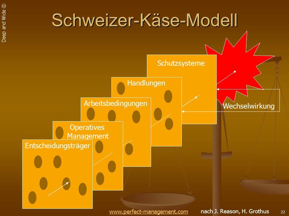 Schweizer-Käse-Modell