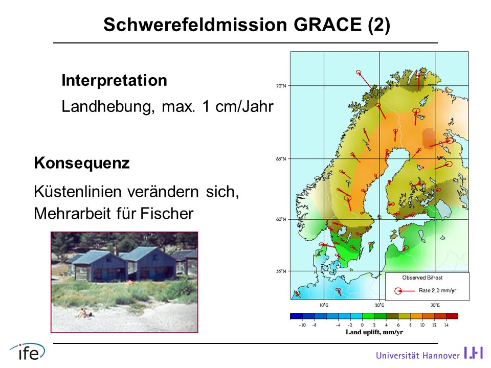 Schwerefeldmission GRACE (2)