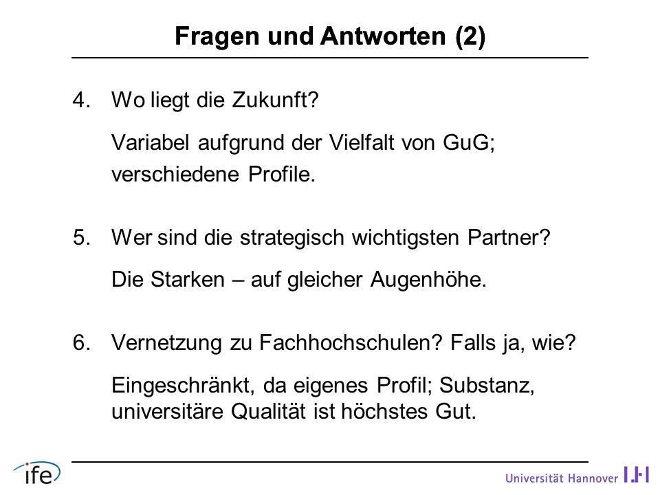Fragen und Antworten (2)