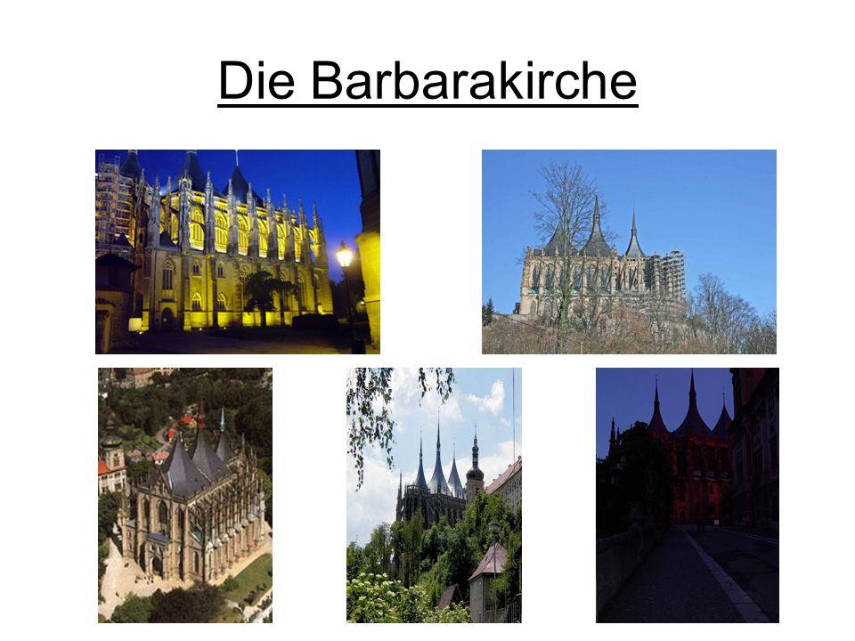 Die Barbarakirche
