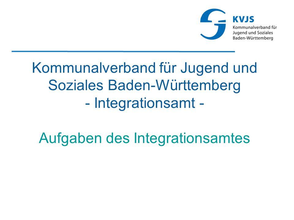 Kommunalverband für Jugend und Soziales Baden-Württemberg