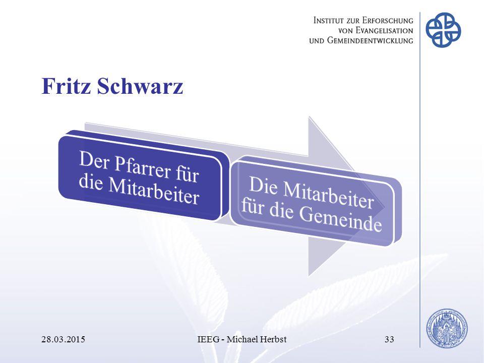 Fritz Schwarz 08.04.2017 IEEG - Michael Herbst