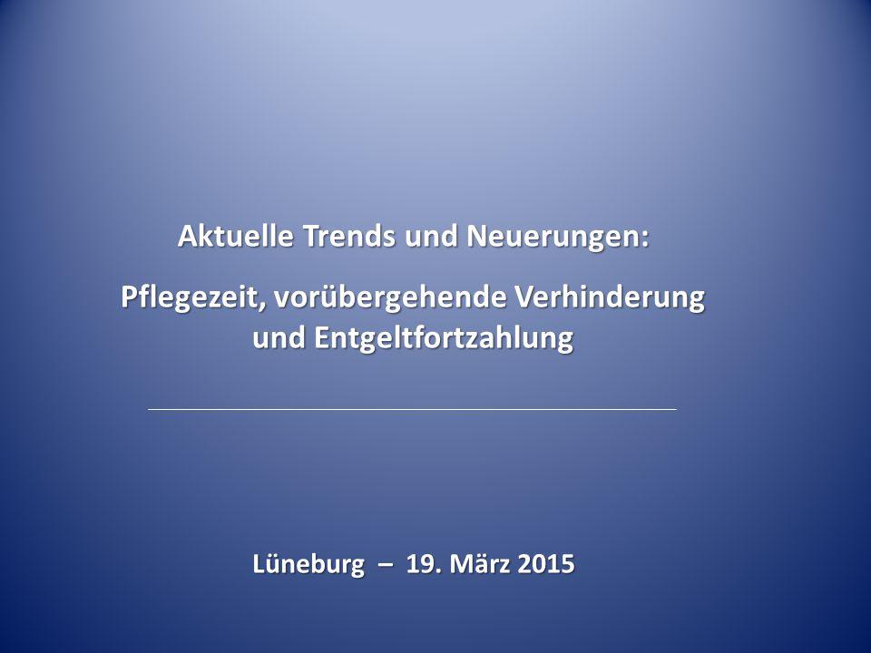 Aktuelle Trends und Neuerungen: