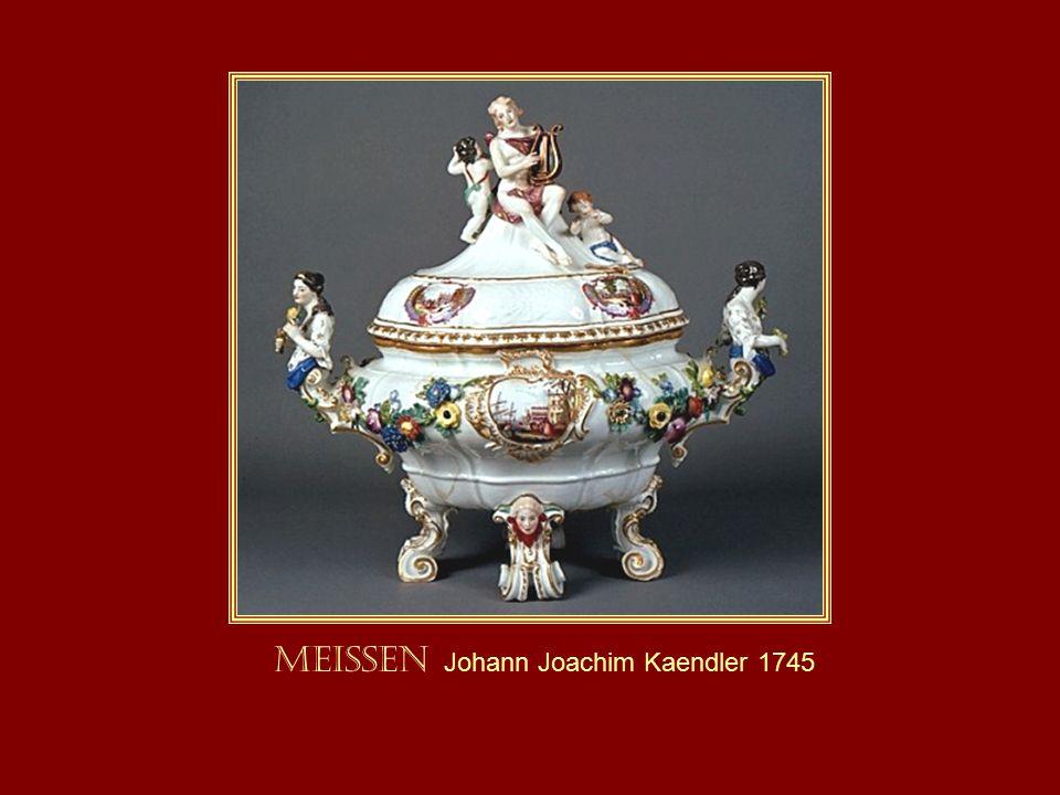 Meissen Johann Joachim Kaendler 1745