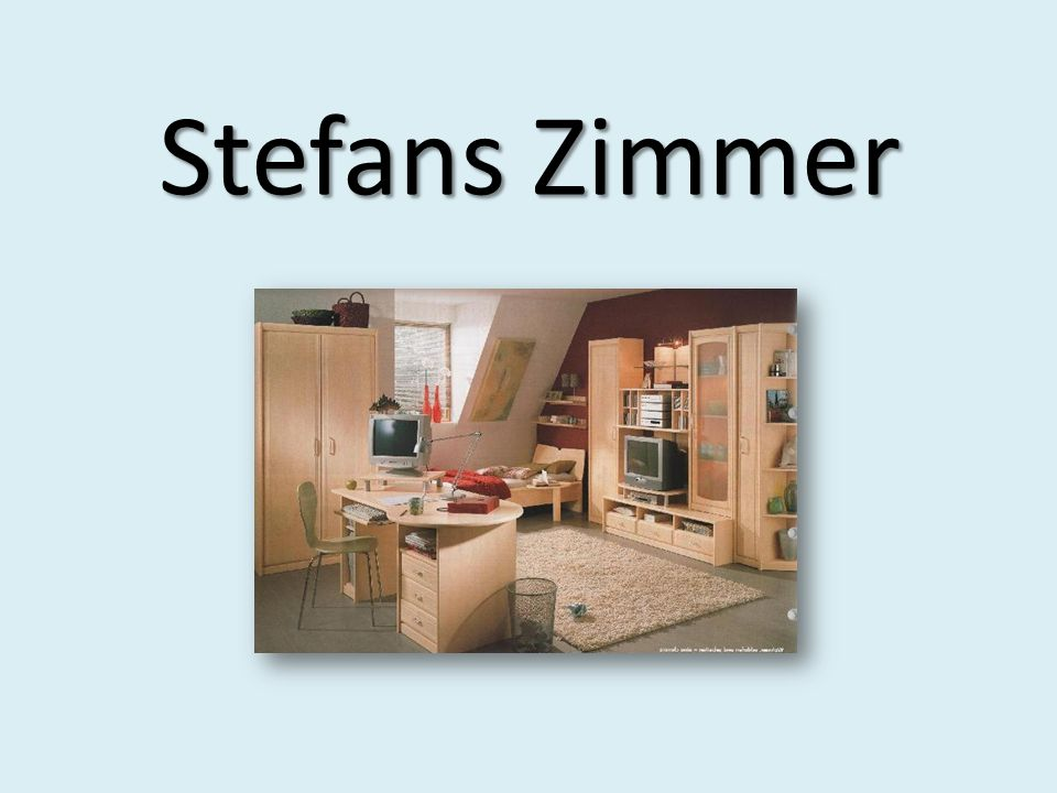 Stefans Zimmer