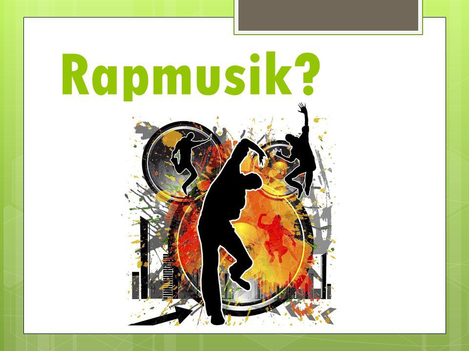 Rapmusik