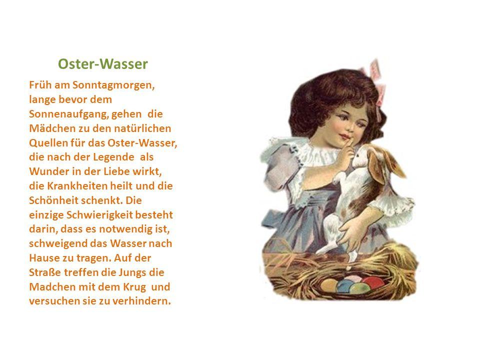 Oster-Wasser