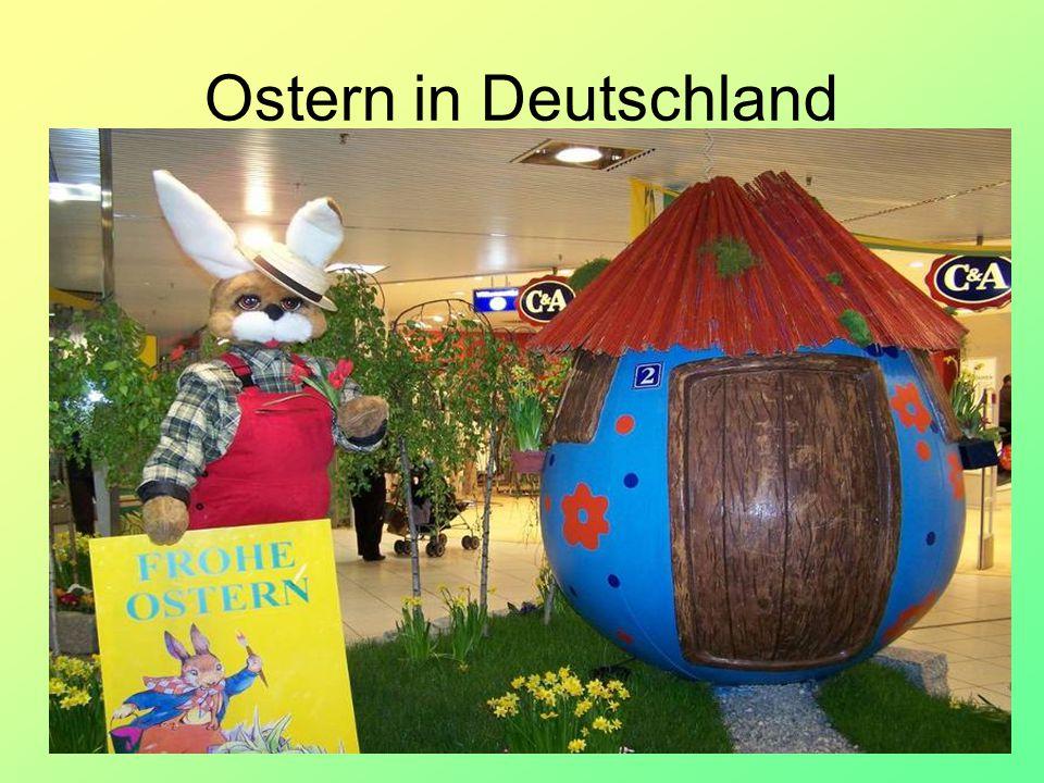 Ostern in Deutschland 04/10/13
