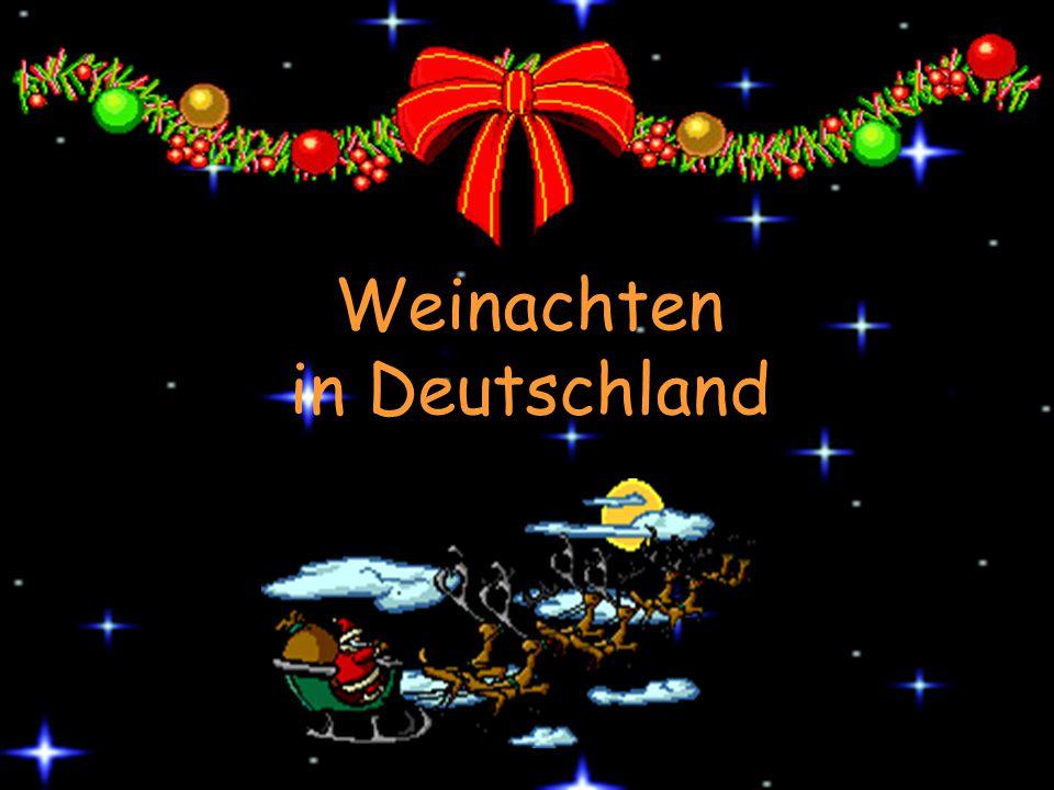 Weinachten in Deutschland