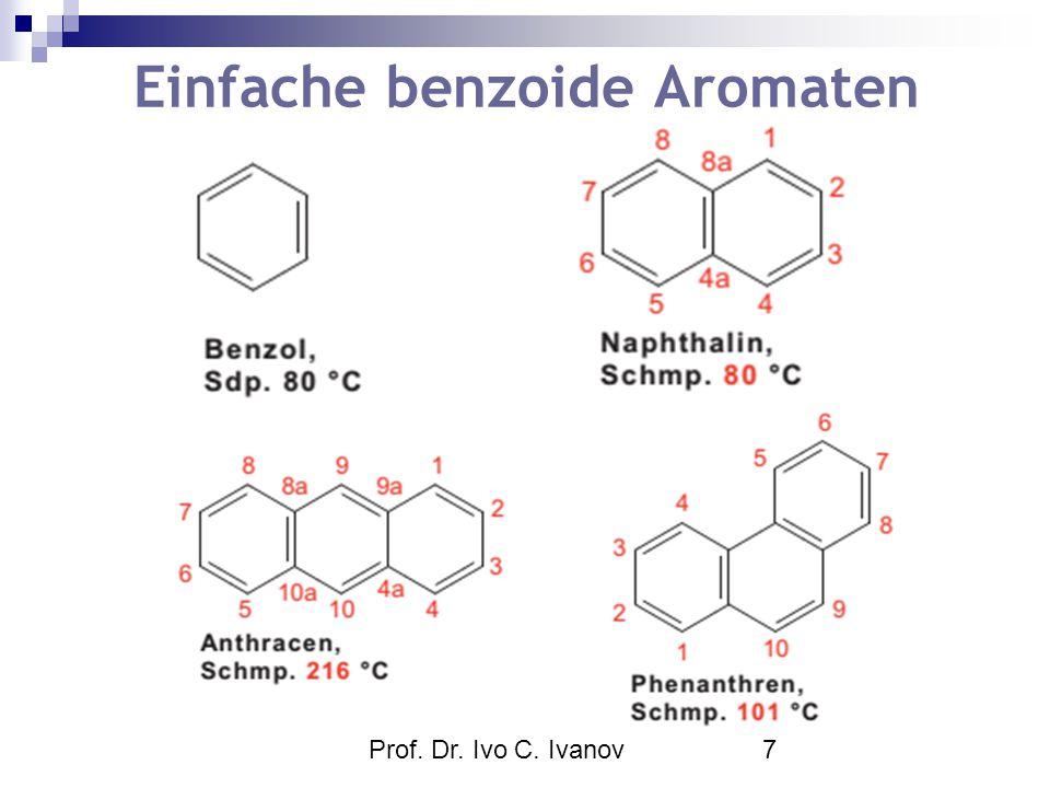 Einfache benzoide Aromaten