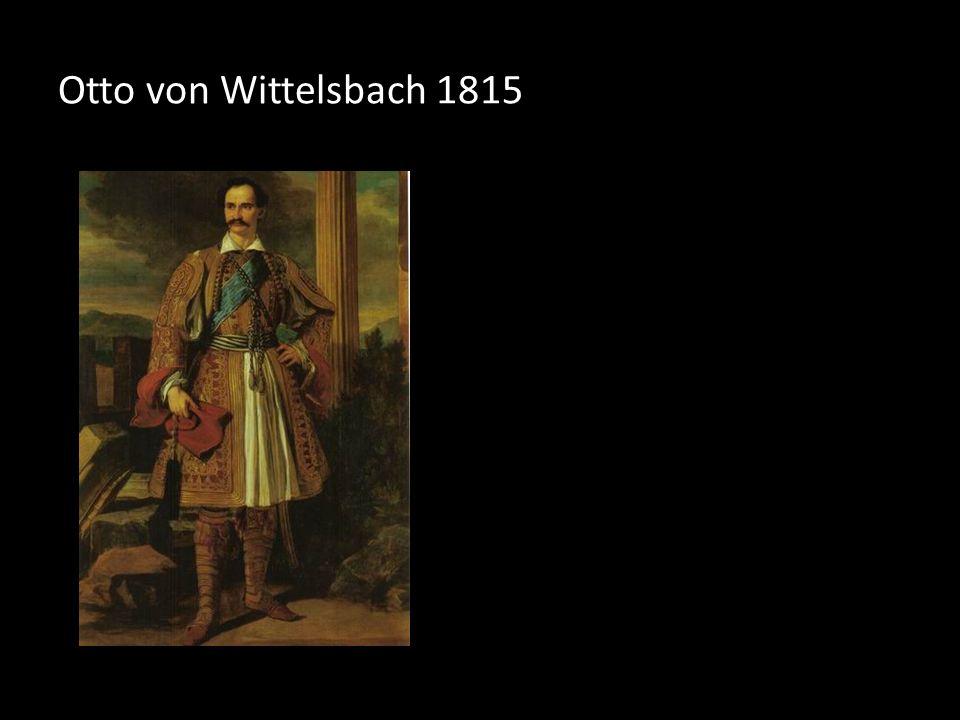 Otto von Wittelsbach 1815 Otto 1815