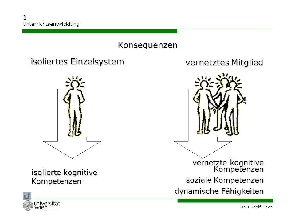 isoliertes Einzelsystem