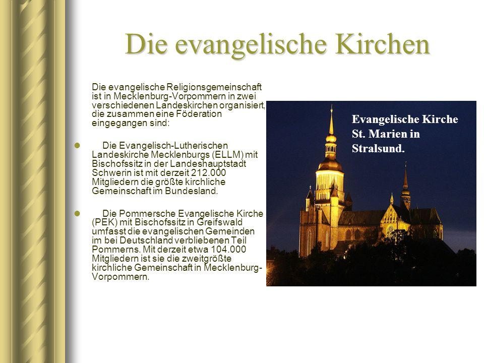 Die evangelische Kirchen