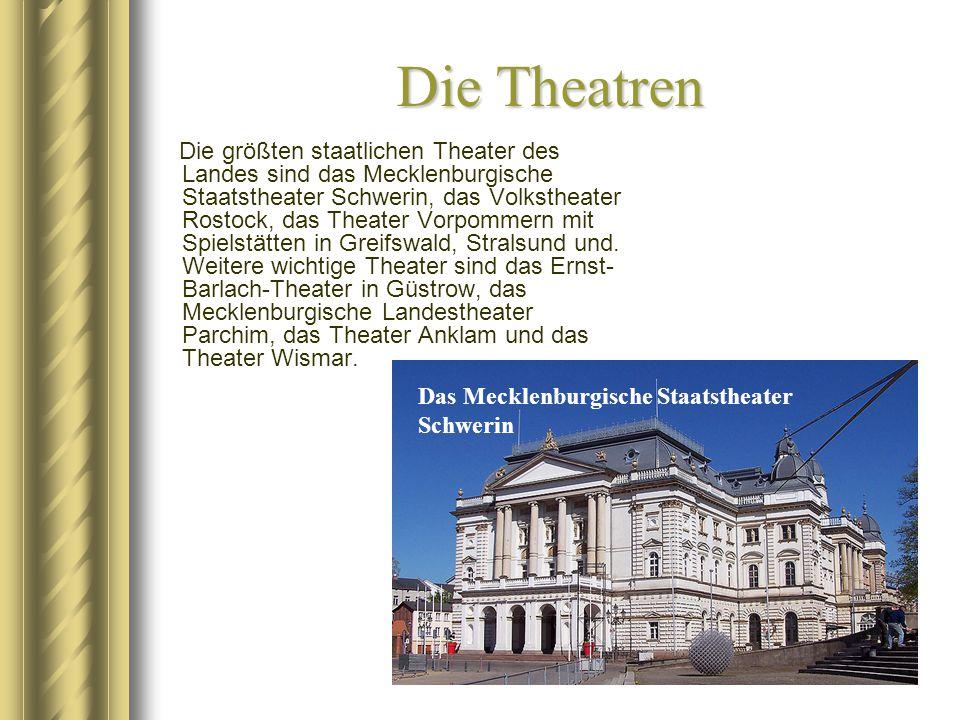 Die Theatren