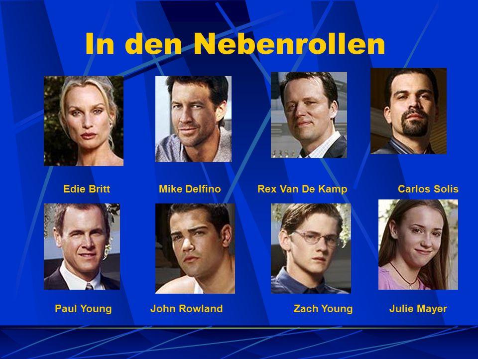 In den Nebenrollen Edie Britt Mike Delfino Rex Van De Kamp Carlos Solis.