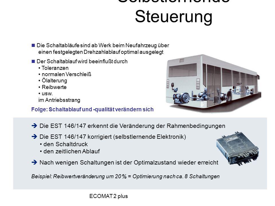 Neue Elektronik EST 146/147 Selbstlernende Steuerung