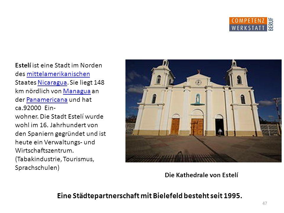 Eine Städtepartnerschaft mit Bielefeld besteht seit 1995.