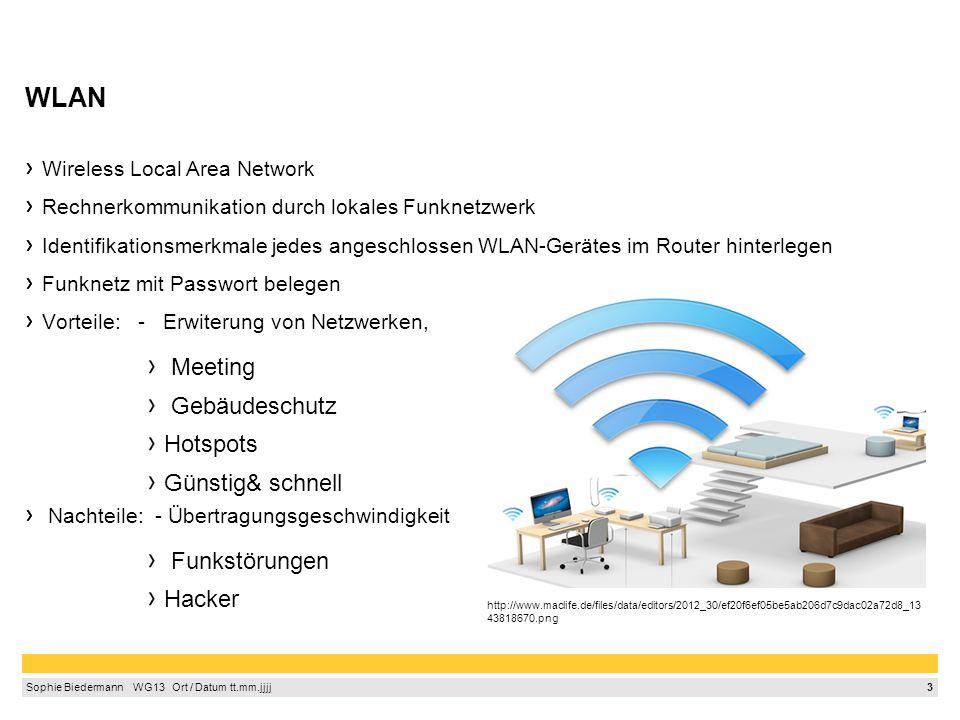LAN Local Area Network Rechnernetz