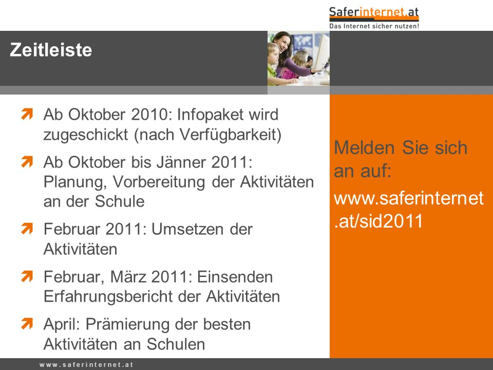 www.saferinternet .at/sid2011