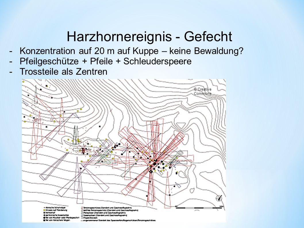 Harzhornereignis - Gefecht