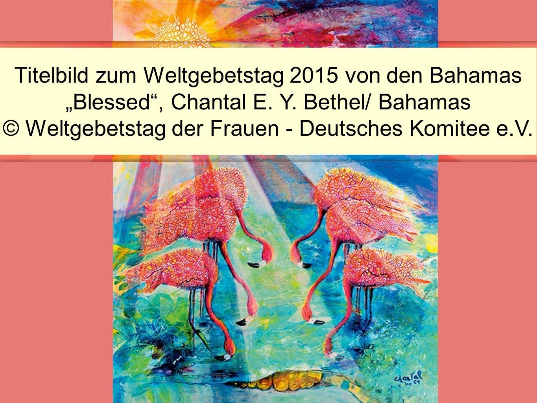 © Weltgebetstag der Frauen - Deutsches Komitee e.V.