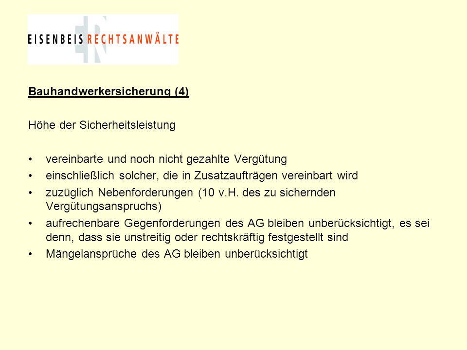 Bauhandwerkersicherung (4)