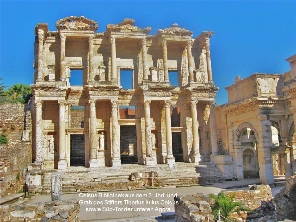 Celsus Bibliothek aus dem 2. Jhd. und