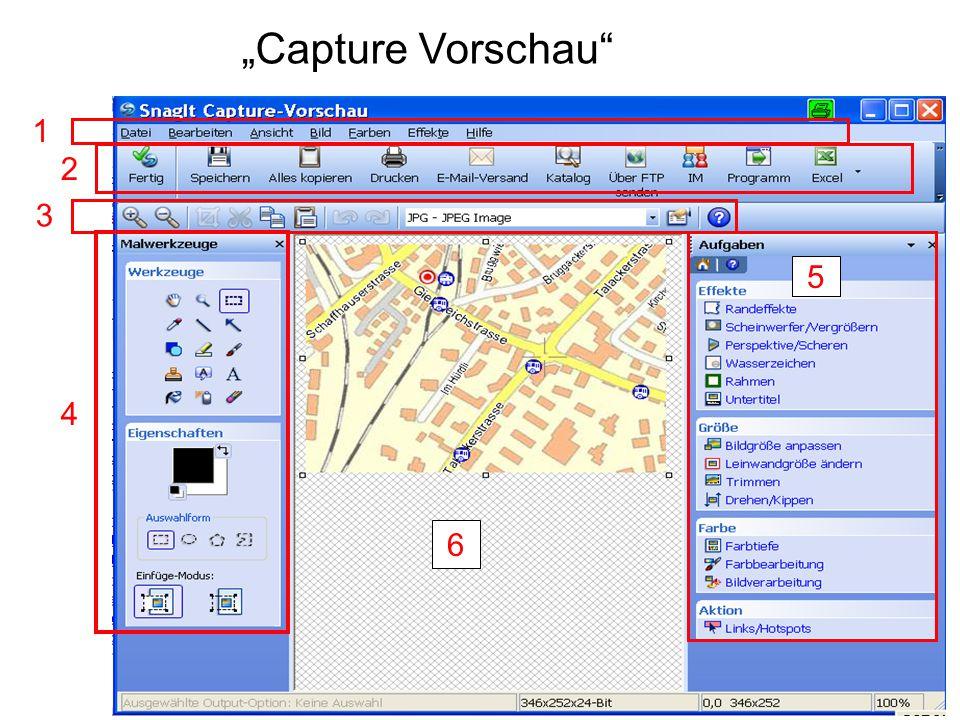 """Capture Vorschau 1 2 3 5 4 6"