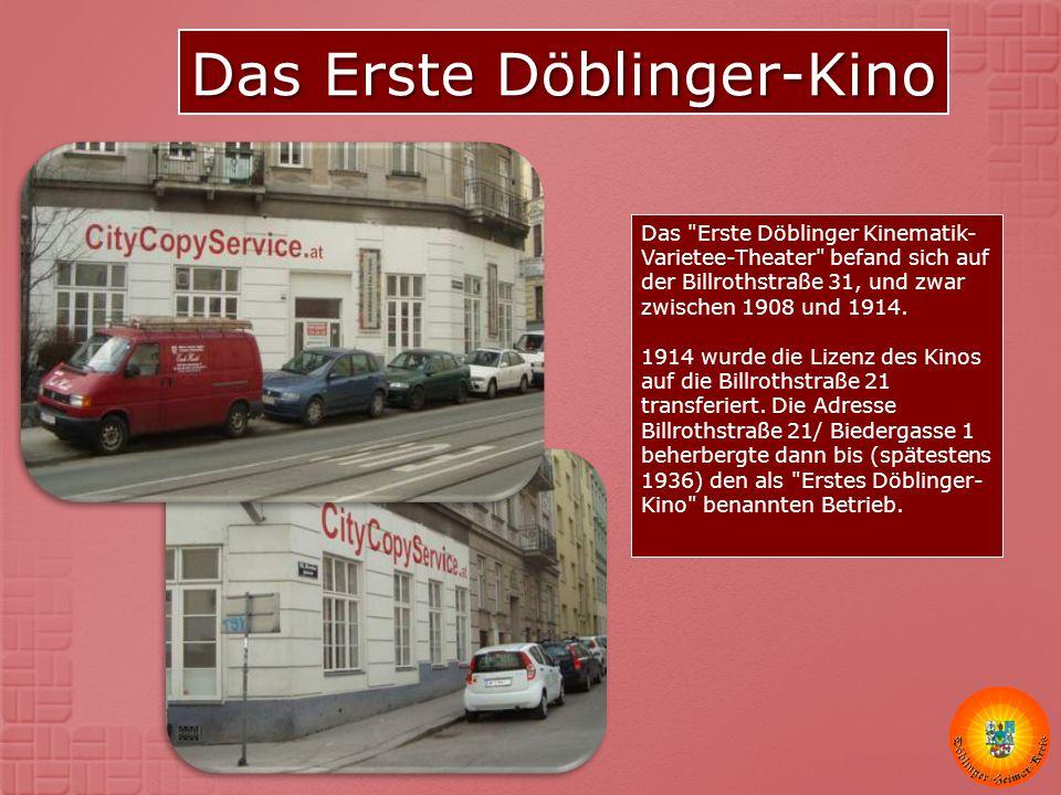 Das Erste Döblinger-Kino