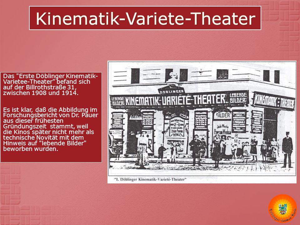 Kinematik-Variete-Theater
