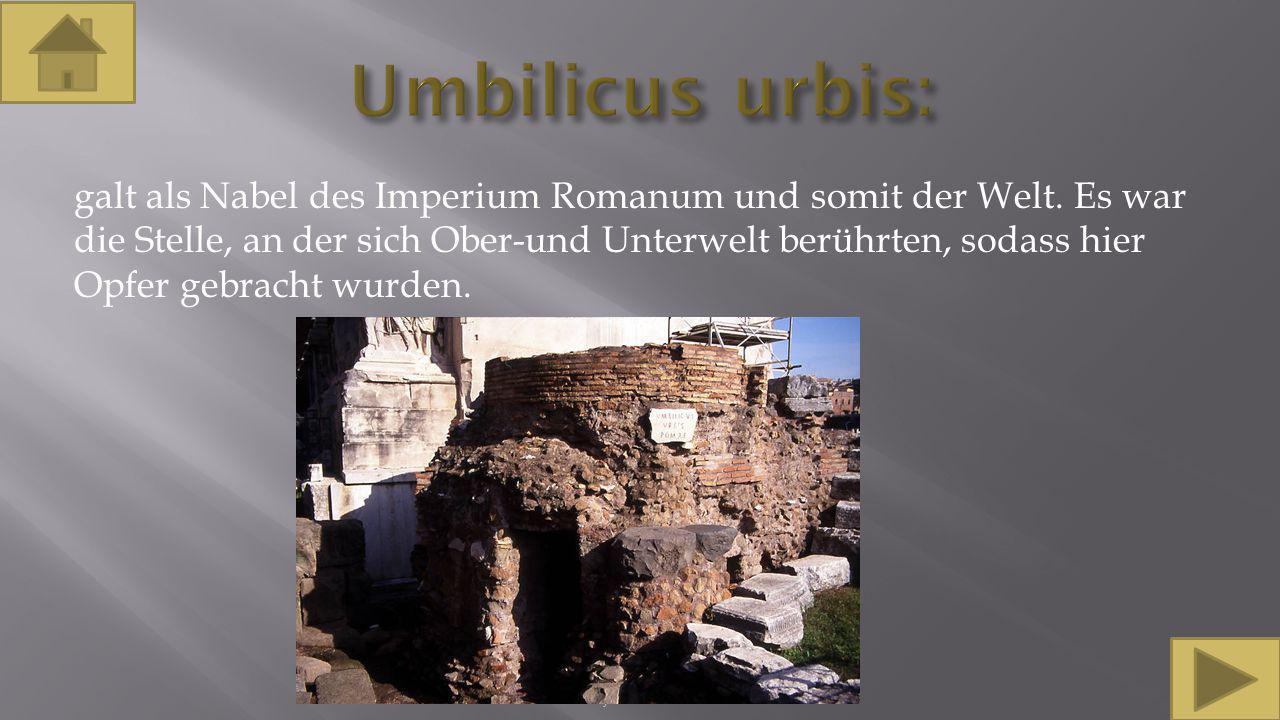 Umbilicus urbis: