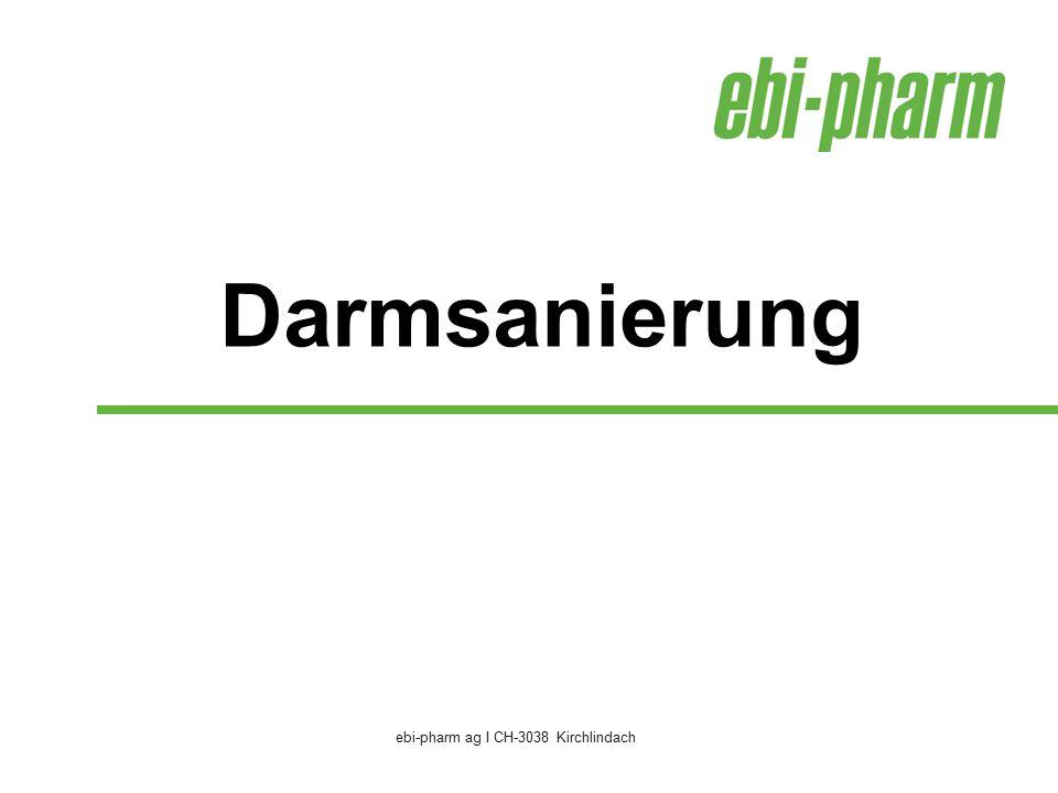 ebi-pharm ag I CH-3038 Kirchlindach