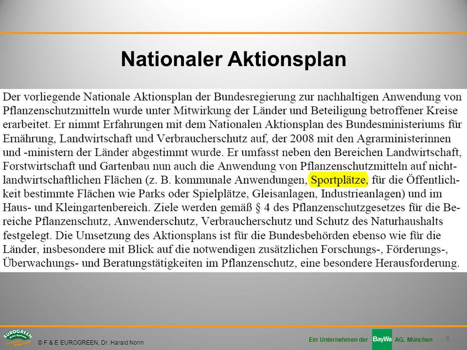 Nationaler Aktionsplan