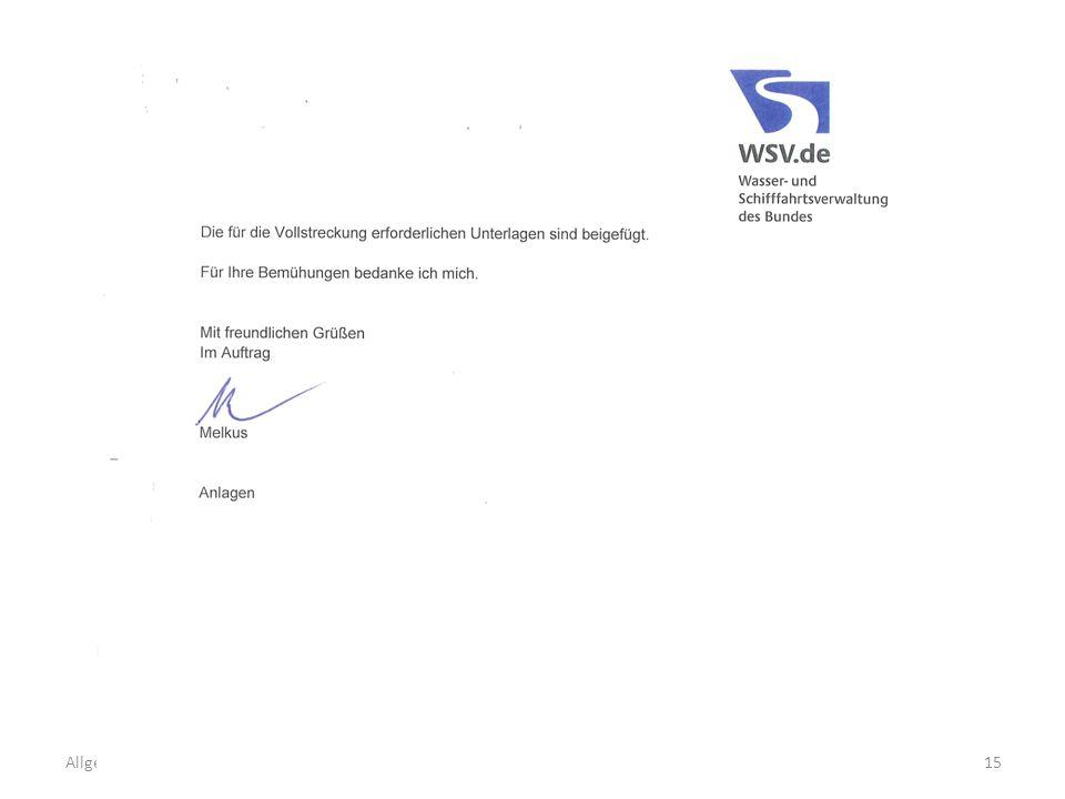 Allgemeines Verwaltungsrecht / 2010